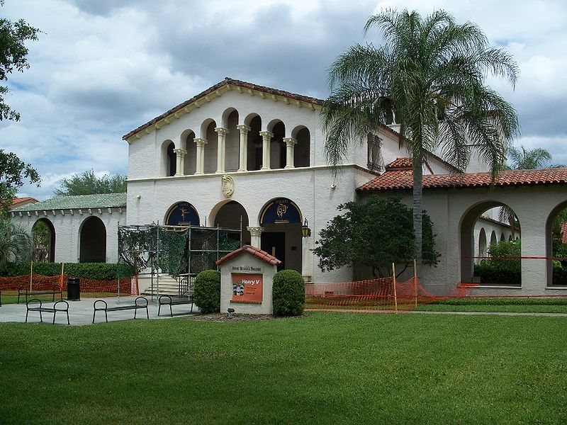 Rollins College Winter Park Florida