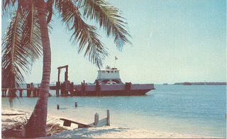 Sanibel Ferry From Punta Rassa