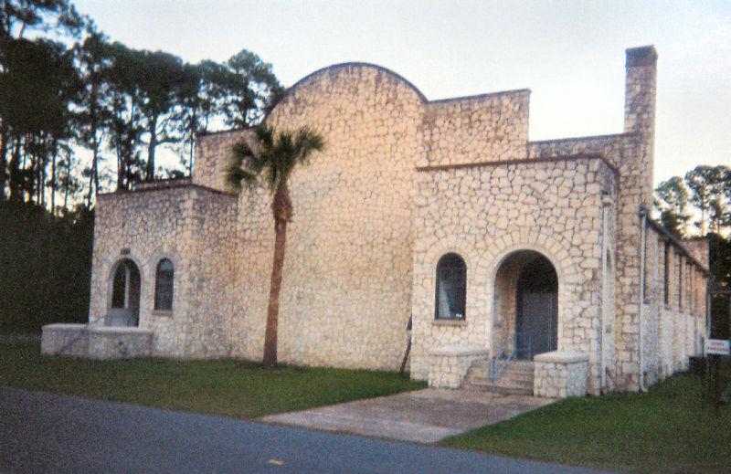 Sopchoppy Florida Gymnasium
