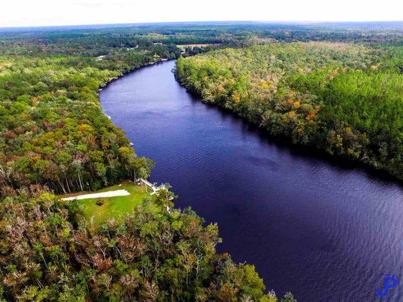Ochlockonee River near Sopchoppy, Florida