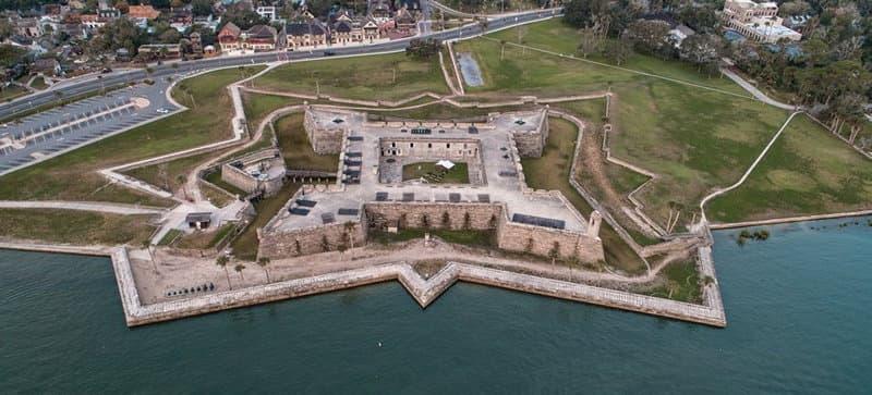 Castillo San Marcos, St. Augustine