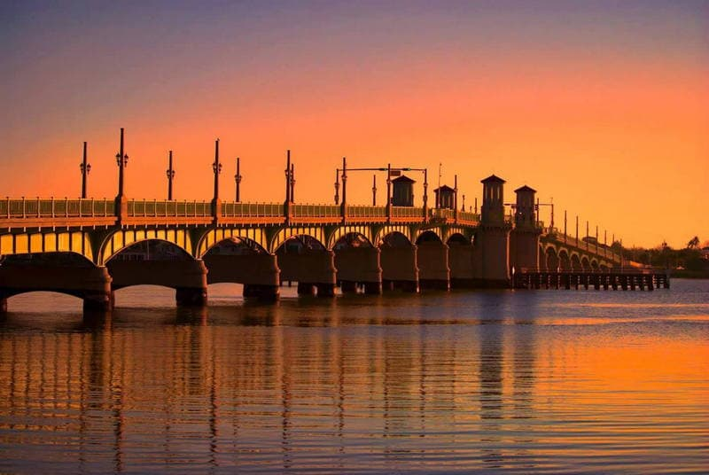 St. Augustine Bridge of Lions