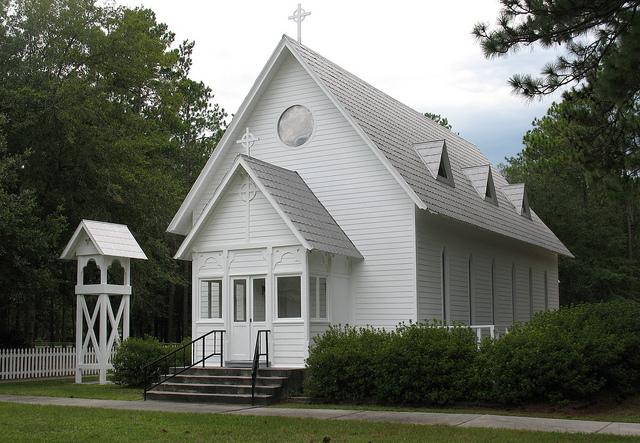 Lake City St James Episcopal Church