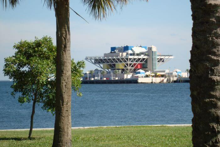 St Petersburg Florida Municipal Pier