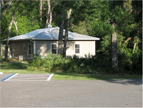 Florida State Park Camping Cabin