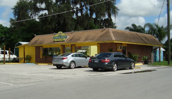 Steph's Southern Soul Restaurant, Dade City