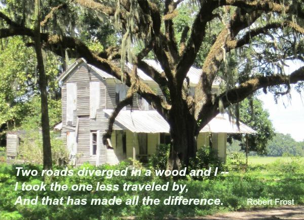 House near Sumterville, Florida. 9-19-18
