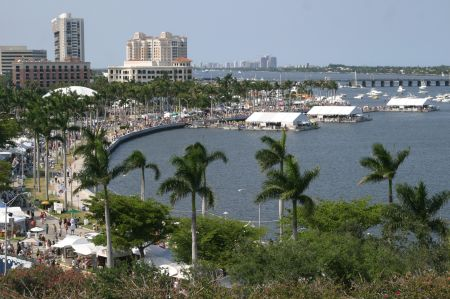 SunFest Annual Festival In West Palm Beach