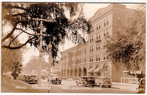 North Central Florida Heritage Hotel Floridian Tallahassee