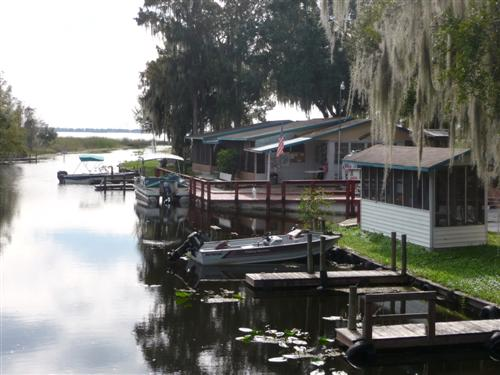 Central Florida Fish Camps Authentic Old Florida