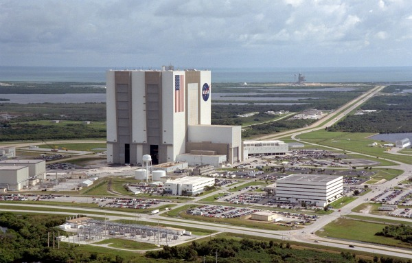 Vehicle Assembly Building (VAB) at Kennedy Space Center
