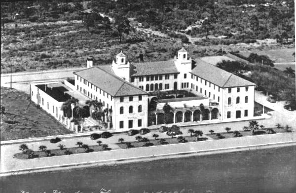 Hotel Venice, 1920s