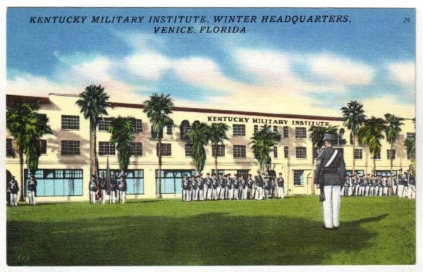 Venice, Kentucky Military Institute Parade