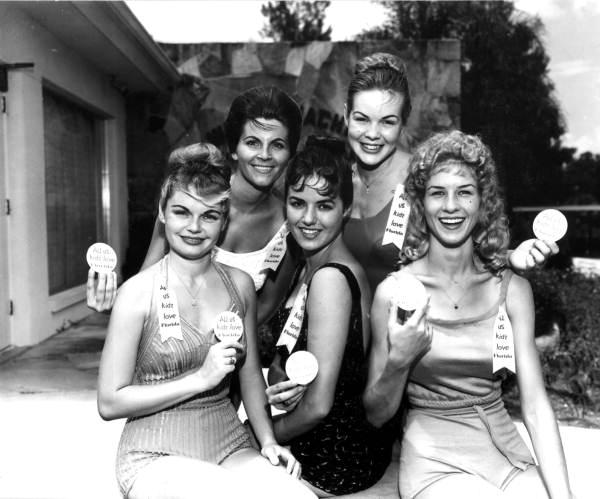 Weeki Wachee Springs Models