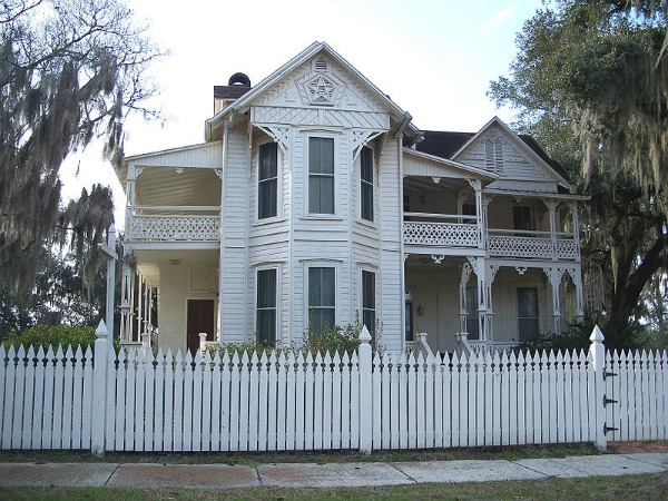 Adams House in White Springs