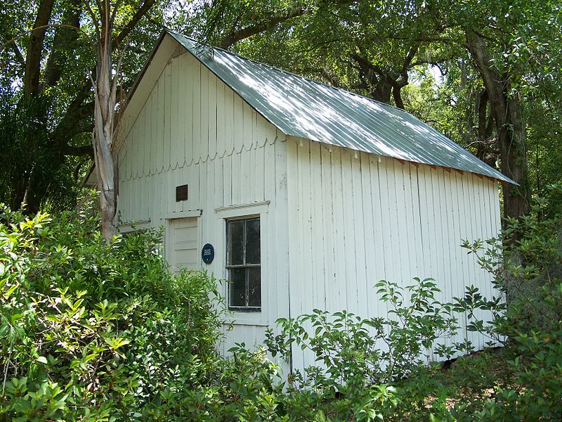 Windermere Florida old 1890 school house