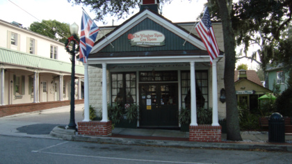 Windsor Rose Tea Room Mount Dora