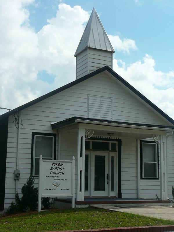 Yukon Baptist Church