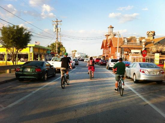 Cedar Key Florida Downtown