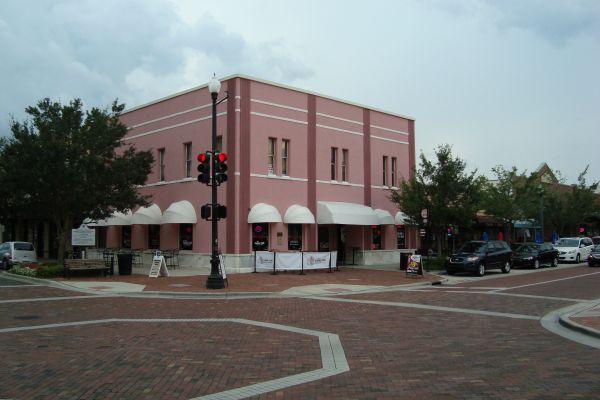 The Corner Cafe, Sanford, Florida