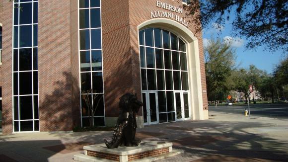 Gainesville Florida Emerson Alumni Hall