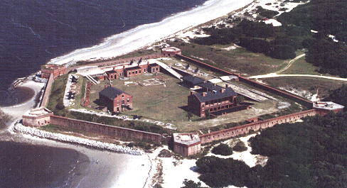 Fernandina Beach Florida Fort Clinch