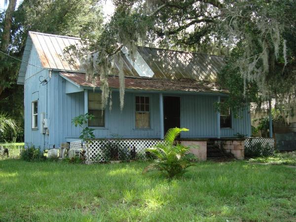 Fort Meade, Florida Cracker House