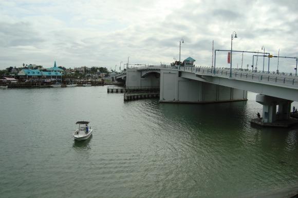 Bridge Across John's Pass