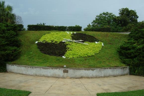 Leu Gardens Floral Clock