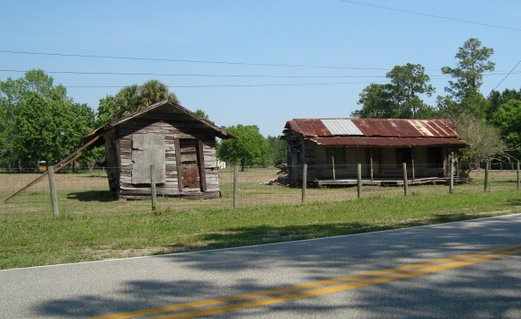 The Former Railroad Town of Maytown