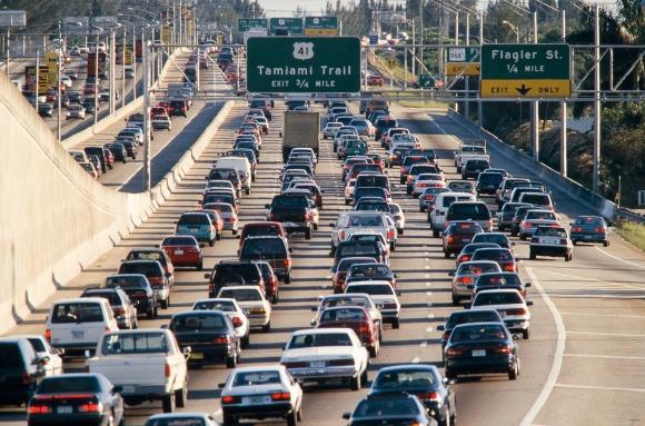 Miami Florida Traffic