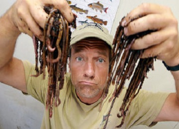 Sopchoppy Florida Worm Gruntin Mike Rowe