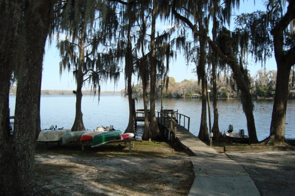 Central west florida fish camps and mom pop motels for Marys fish camp fl