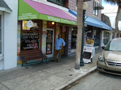 Village Coffee Pot Mount Dora
