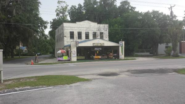 Ocklawaha  Florida  Where Ma Barker And Her Brood Were Killed