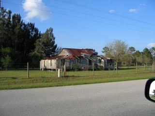Old Venus Florida Cracker House
