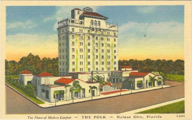 Haines City Florida Polk Hotel