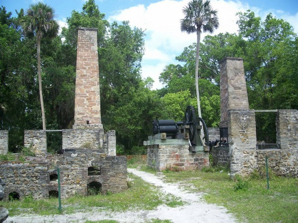 Dunlawton Sugar Mill