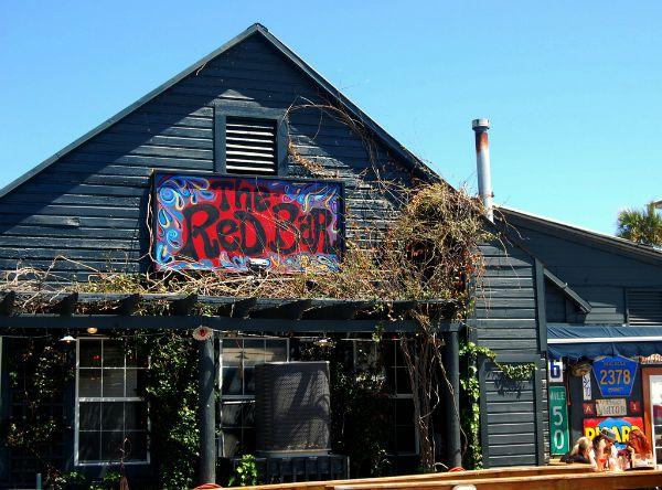Red Bar in Grayton Beach