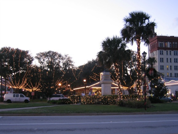 St Augustine Nights of Lights