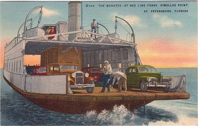 Bee Line Ferry