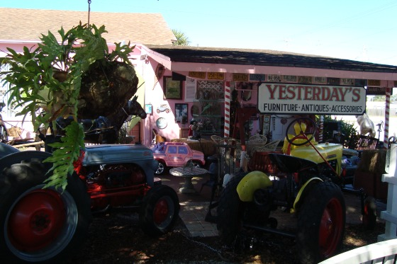 Vero Beach Florida Antique Store