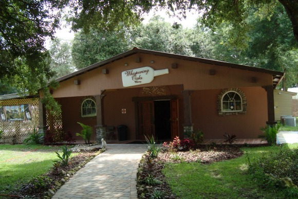 Whispering Oaks Winery Visitors Center