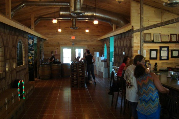 Whispering Oaks Winery Visitor Center