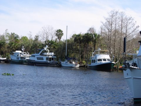 Rialto Harbour in Alva Florida