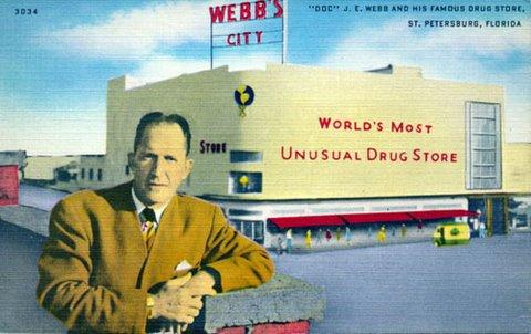 Doc Webb and Webb's City