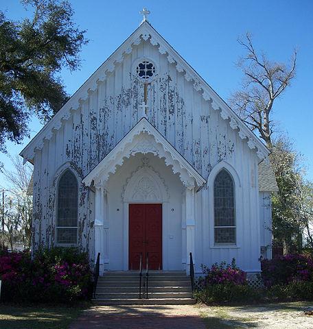 Milton Florida St Marys Episcopal Church