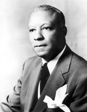 Civil rights pioneer A. Philip Randolph