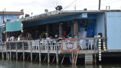 Alabama Jack's near Key Largo