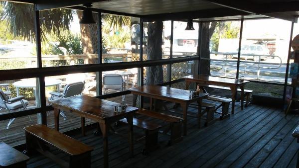 Annie's Cafe, Cedar Key